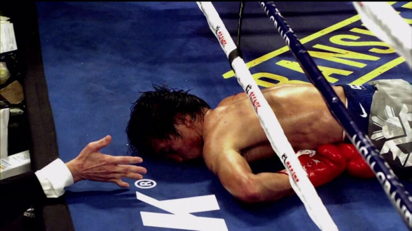 Pacquiao KO - Screenshot