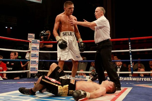 Lee Selby Steven Paston/Action Images