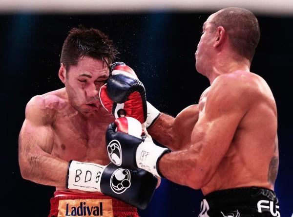 SturmSoliman2 - Fight Night - Getty Images - Adam Pretty-Bongarts