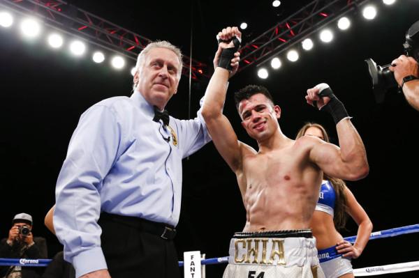 Eddie Gomez vs Francisco Santana