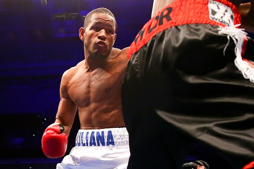 Sullivan Barrera Rich Graessle - Main Events