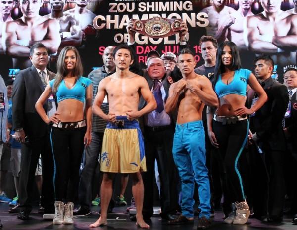 ChampionsofGold Weigh in - Chris Farina