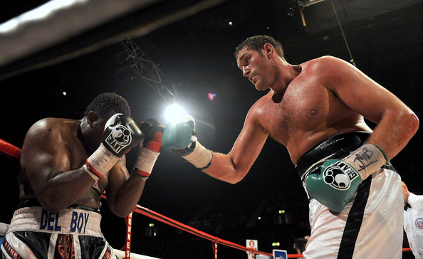 Fury-Chisora 1 - Christopher Lee - Getty Images Europe