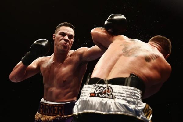 Joseph Parker vs. Brian Minto - Hannah Peters - Getty Images