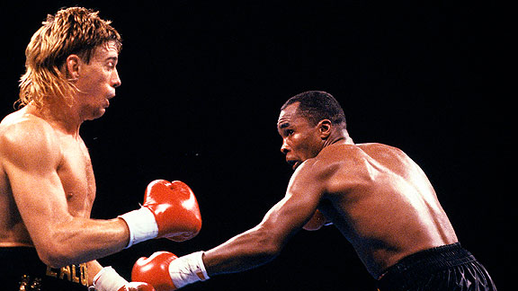 Flashback Friday Sugar Ray Leonard Vs Donny Lalonde