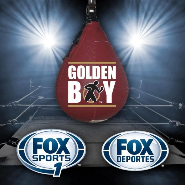 Golden Boy Live Logo