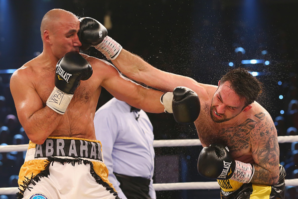 Arthur Abraham v Paul Smith - Super-Middleweight Championship