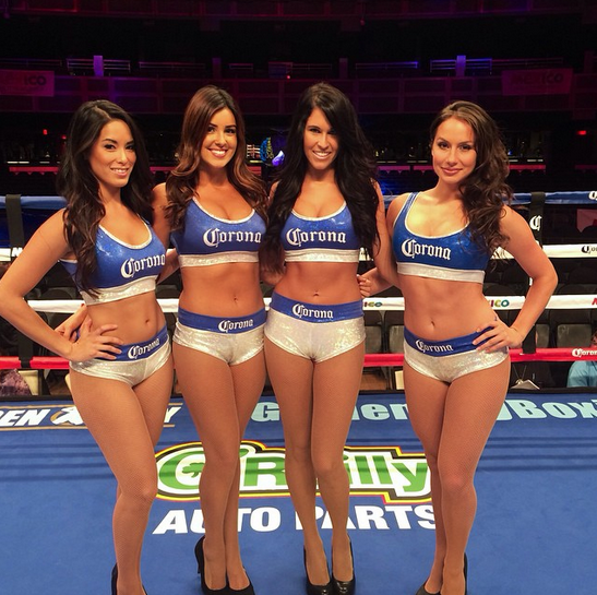 Corona Ring Girls - Frias Works on IG