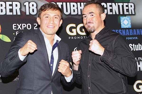 GGG-Rubio - Big Joe Miranda