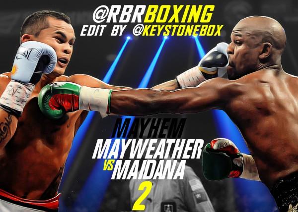 Mayweather Maidana edit
