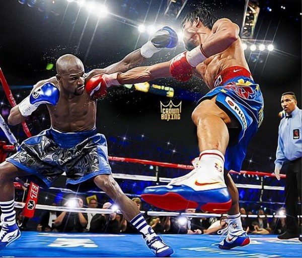 Is Pacquiao A Possibility For Floyd In 2015?