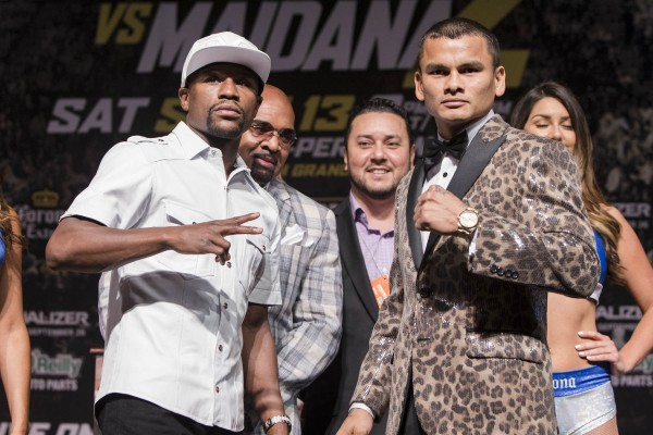 Mayweather vs. Maidana - Esther Lin (2)