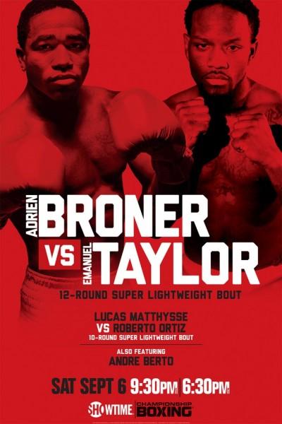 broner-vs-taylor-boxing-poster