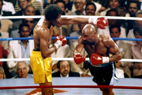 Hagler vs. Hearns AP Images 3