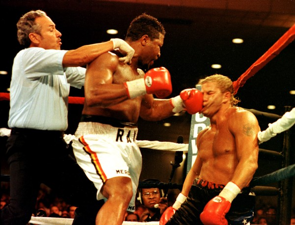 Amir Khan Vs Carlos Molina Media together with Wayne Rooney S Throwback Met Time Favourite Sportsman Mike Tyson also Flashback Friday Test Of Courage Ray Mercer Vs Tommy Morrison moreover Rocky Marciano 5113 moreover 85370850. on lennox lewis wife