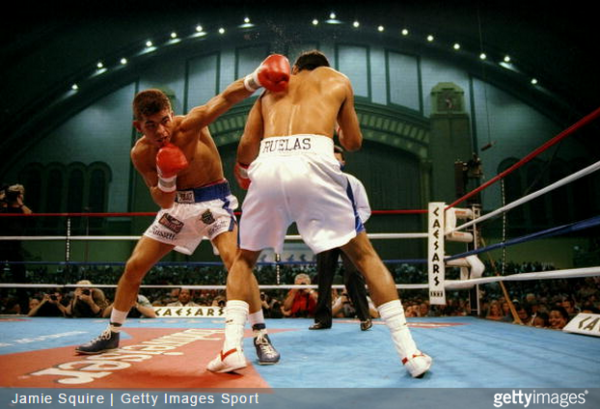 Arturo Gatti - Gabe Ruelas - Getty Images Jamie Squire
