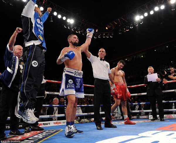 Bellew-Cleverly - Kevin Quigley