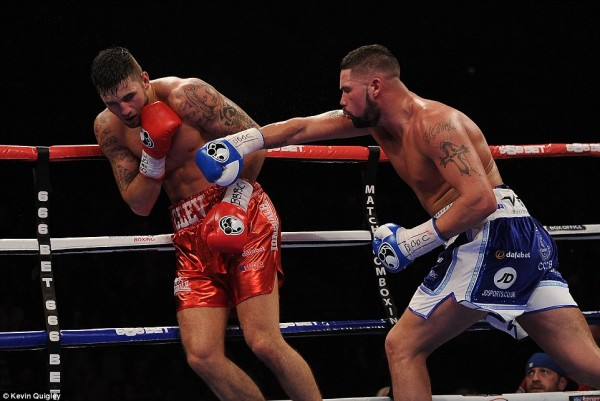 Cleverly Bellew Kevin Quigley