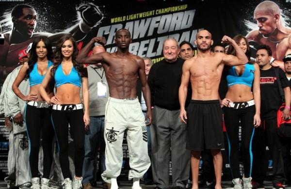 Crawford Beltrain Weigh In - Chris Farina