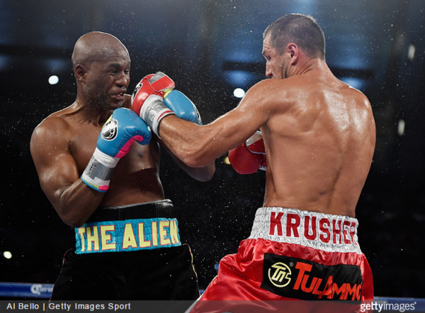 Hopkins Kovalev Fight Night - Al Bello Getty Images2
