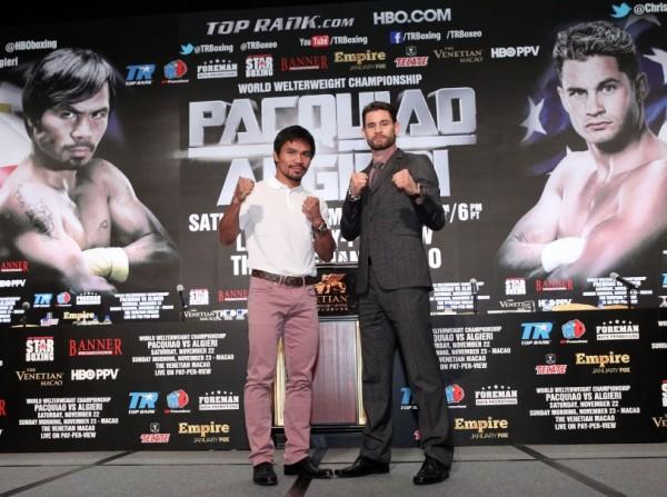 Pacquiao Algieri - Final Presser - Chris Farina2
