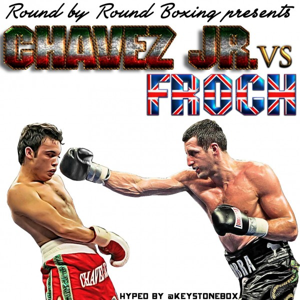 Chavez Jr. vs. Froch