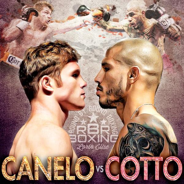 Day 11 - Canelo vs. Cotto