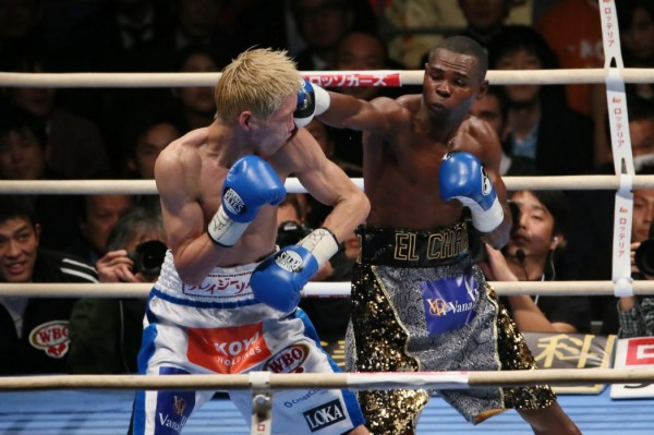 Guillermo Rigondeaux vs. Hisashi Amagas Photo by Ken Ishii - Getty Images3