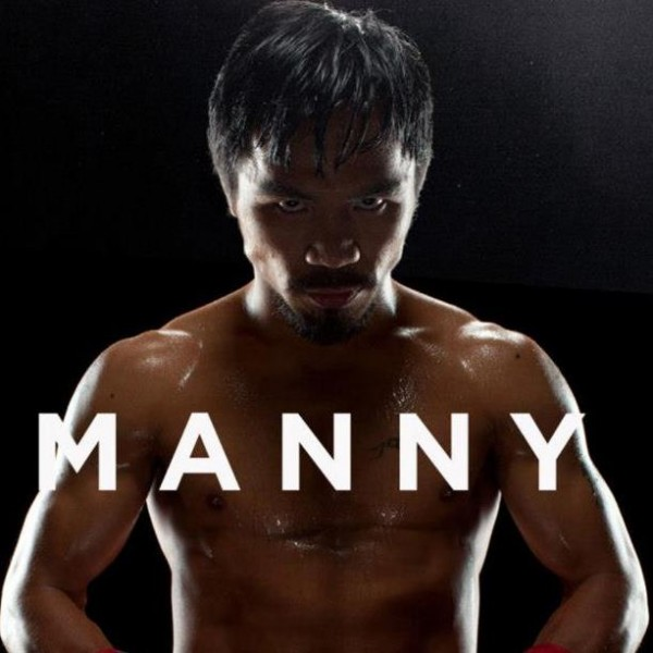 Manny Pacquiao Shows Punching Speed Live in Studio with Sway