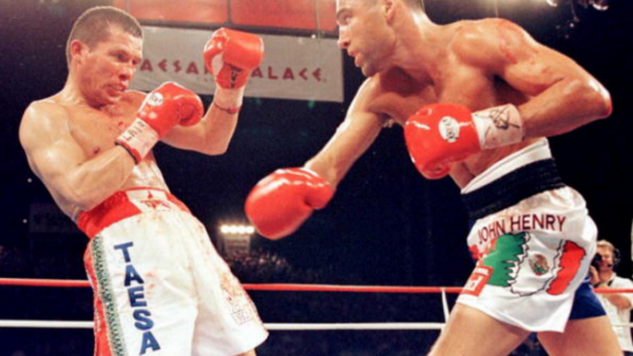 The 20 Greatest Nicknames in Boxing History