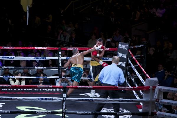 Roc Nation Sports - Throne Boxing - Marilyn Paulino (29)