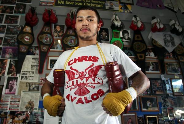 Chris Avalos - Chris Farina9