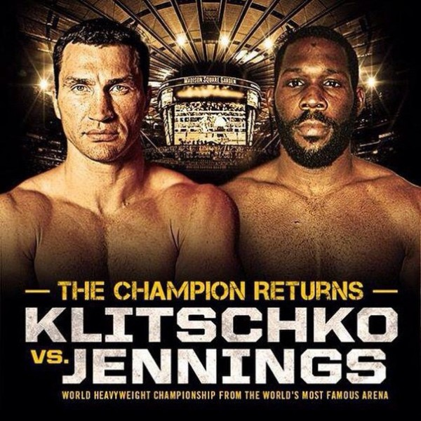 Klitschko Jennings