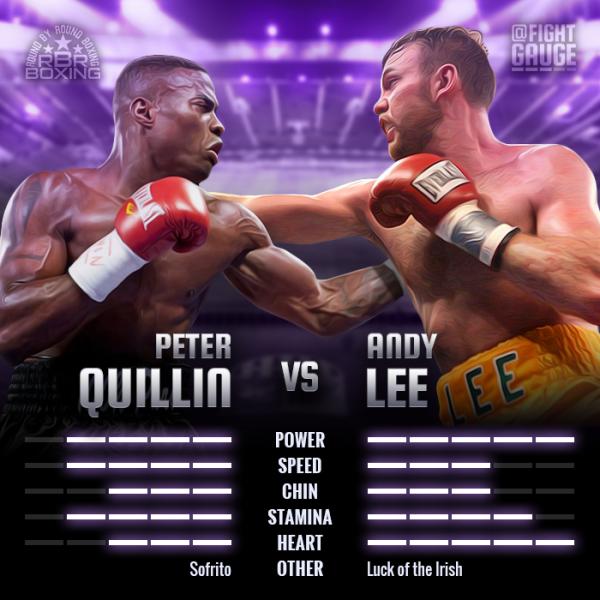 Lee vs. Quillin