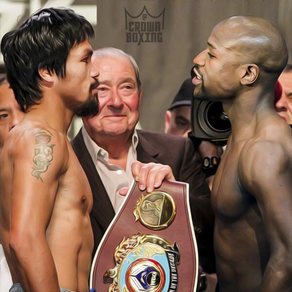 Mayweather-Pacquiao - Crown Boxing