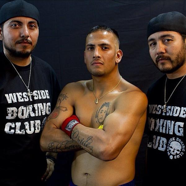 Rafael Gramajo and the Saucedo Brothers