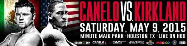 Canelo Vs Kirkland Houston And San Antonio Press Tours