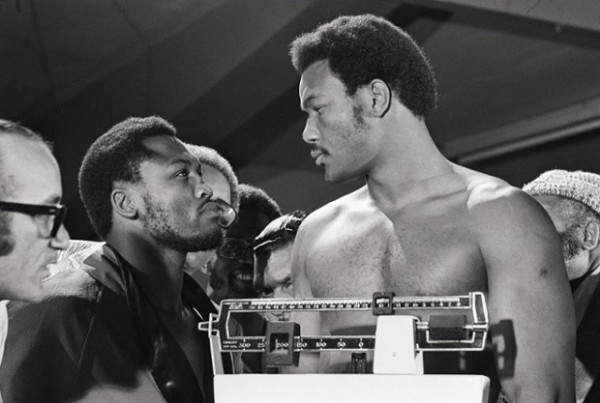 comparing and contrasting muhammad ali and joe fraizer More than two decades after they first met in the ring, joe frazier is still taking shots at muhammad ali, but this time it's a war of words.