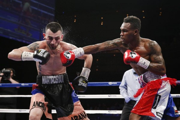 Jermell Charlo - Vanes Martirosyan ESther Lin