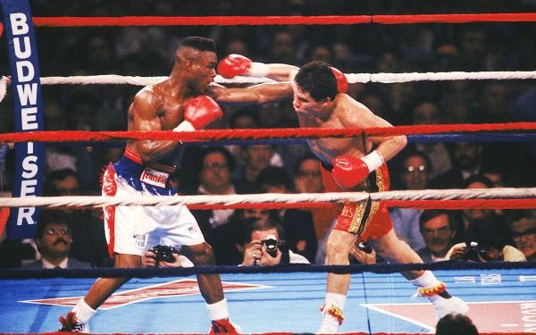 Julio Cesar Chavez Meldrick Taylor - Ken Levine All Sport