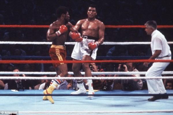 Muhammad Ali - Leon Spinks All Sport