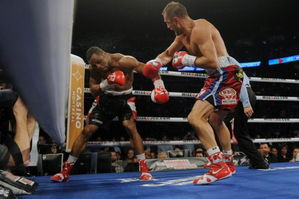 Sergey Kovalev Jean Pascal - Richard Wolowicz Getty Images
