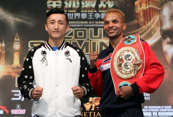 Shiming vs. Ruenroeng - Final Presser - Chris Farina2