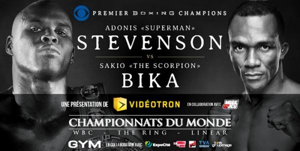 Stevenson vs. Bika