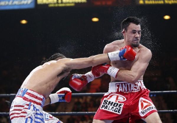 Thurman - Guerrero (AP Photo/Eric Jamison)
