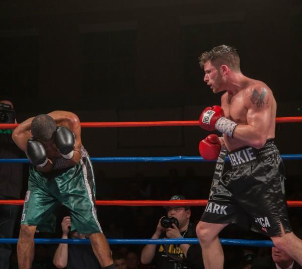 Danny O Connor - Murphys Boxing - Paul Caulfield (12)