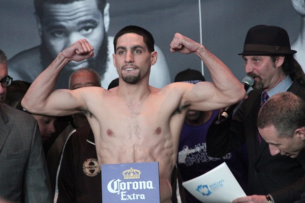 Garcia vs. Peterson Weigh In - Keystone Boxing (1)