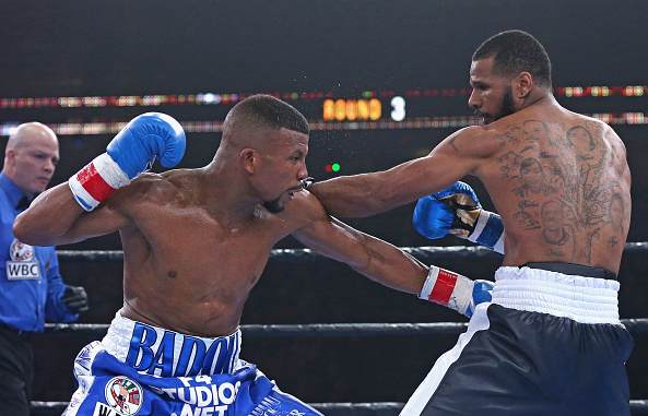Getty Images Badou Jack Jonathan Daniel