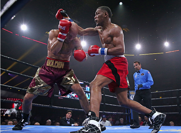 Getty Images Danny Jacobs Jonathan Daniel