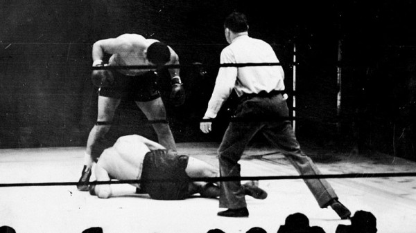 Joe Louis Max Schmeling - NY Daily News Archive Getty Images